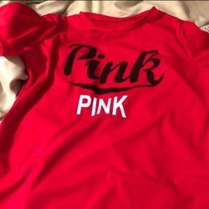 """Pink"" Short Set"